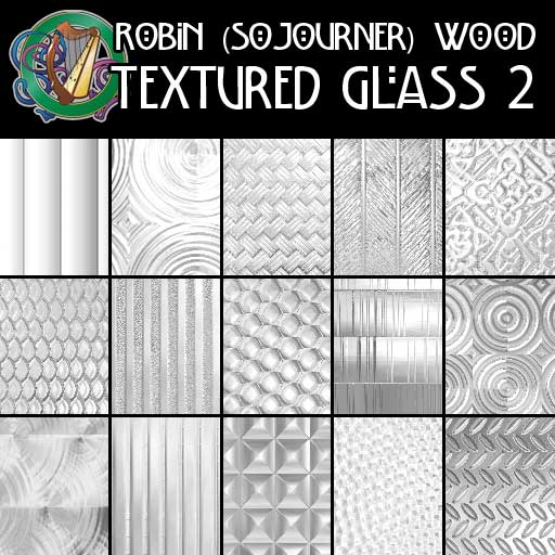 Glass 1 Textures For Second Life 169 Robin Wood 2009